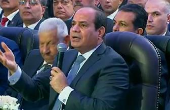 الرئيس السيسي يوجه بإعادة النظر في احتمالية حدوث عشوائيات على الطرق الجديدة