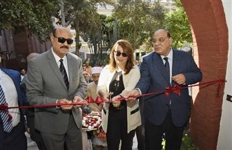 وزيرة التضامن تفتتح معهد التدريب والبحوث للصحة الإنجابية بالإسكندرية | صور