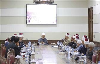 الإمام الأكبر يترأس أول اجتماع لهيئة كبار العلماء في مقرها الجديد بعد ترميمه