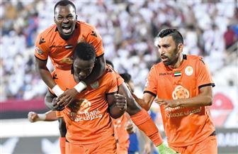 عجمان وبني ياس يحققان انتصارهما الأول بكأس الخليج العربي الإماراتي