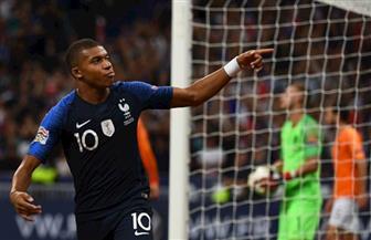 فرنسا تفوز على هولندا بثنائية وتتصدر المجموعة الأولى بدورى أمم أوروبا