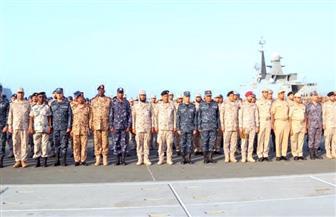 انطلاق التدريب البحري (الموج الأحمر-1) بمشاركة مصر والسعودية والأردن وجيبوتى والسودان واليمن
