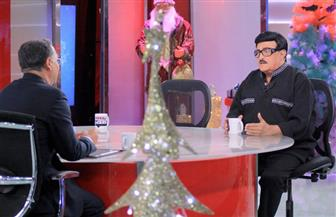 سمير غانم وإيمي سلطان ولوبا الحلو مع شريف عامر الليلة |صور