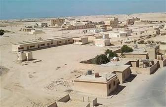 """""""بوابة الأهرام"""" في """"جلالة"""" مطروح.. القرية الأكثر فقرا تنتظر """"حياة كريمة""""   صور"""