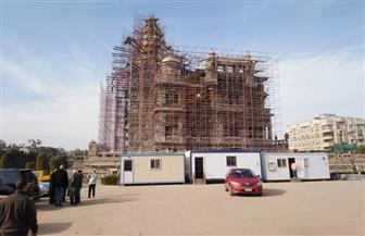 الآثار توضح حقيقة وقف أعمال التطوير والترميم بقصر البارون الأثري