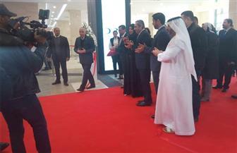 نائب وزير الإسكان يفتتح معرض Ips العقاري| صور