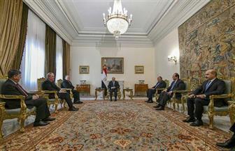بومبيو: أمريكا تساند مصر في حربها ضد الإرهاب وإجراءاتها لحماية حرية ممارسة العقيدة