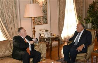 بومبيو: الإدارة الأمريكية ستستمر في تشجيع الاقتصاد والاستثمار في مصر