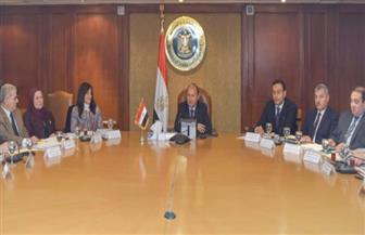 وزير التجارة يترأس اجتماع مجلس إدارة هيئة تنمية الصادرات