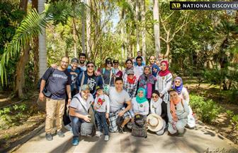 """""""ناشيونال ديسكفري"""".. تجمع شبابي يدعم السياحة ويوثق المحميات الطبيعية"""