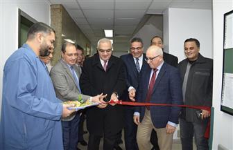 افتتاح فرع مركز كلى المنصورة بمنية سمنود بعد تجديده  صور