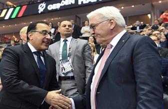 خلال زيارته لألمانيا.. رئيس الوزراء يشهد افتتاح بطولة العالم لكرة اليد