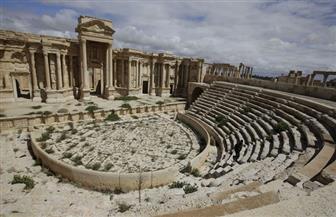 علماء يرممون الآثار الناجية من الحرب في سوريا
