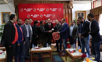 مرجان يناشد الجماهير بالروح الرياضية ويشيد بالإعلام في تكثيف حملات التوعية