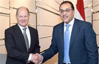 رئيس الوزراء في لقاء مع نائب المستشارة الألمانية ووزير المالية: مصر بدأت تجني ثمار الإصلاح