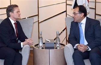 """مسئول بـ""""مرسيدس"""" العالمية خلال لقائه مدبولي: نتطلع لاستئناف العمل في مصر قريبا"""