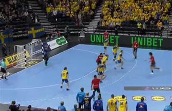 المنتخب السويدي يحقق فوزا مثيرا على المنتخب الوطني بنتيجة 27-24 في أولى منافسات مونديال اليد
