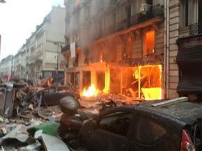 قتيلان وعشرات الجرحى في انفجار باريس