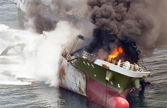 وسائل إعلام إيرانية: انفجاران كبيران استهدفا ناقلتي نفط في خليج عمان