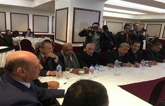 """""""الحركة الوطنية"""" يرحب بانضمام """"مصر بلدي"""" لتحالف الأحزاب المصرية ويؤكد: الاتحاد يورث القوة"""