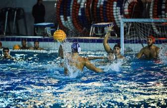 الأهلي يفوز على الزمالك 6-1 في كرة الماء