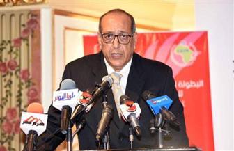 """""""عبدالقادر"""": نتواصل بشكل مستمر مع الأمن استعدادا لتنظيم بطولة إفريقيا للكرة الطائرة"""