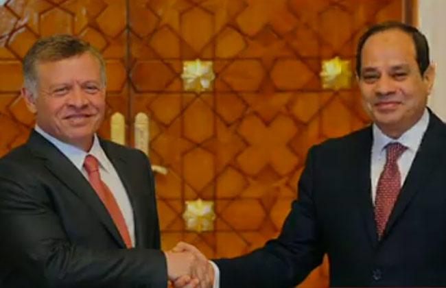 بسام راضى: الرئيس السيسي يشيد بالعلاقات المتميزة بين مصر والأردن -