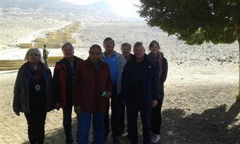 لأول مرة في المنيا منذ 7 سنوات.. سائحون كوريون بين 4 وفود تزور المعالم الأثرية بالمحافظة
