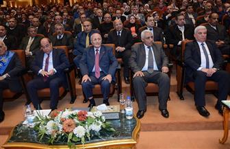 وزارة الإنتاج الحربي تحتفل بعيدها الرابع والستين