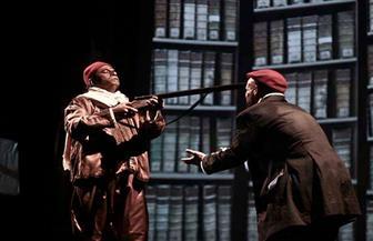 """أبطال """"قمر 14"""" يروون تجربتهم في مهرجان المسرح العربي"""