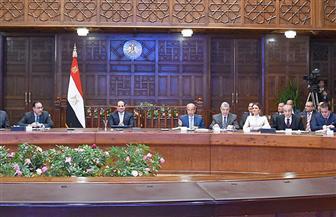 خلال لقاء بالاتحادية.. ماذا طلب الرئيس السيسي من مسئولي محافظة الوادى الجديد؟