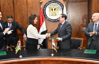 البترول: تعديل اتفاقيات ومذكرات تفاهم بين شركات الغاز الطبيعى في مصر والأردن