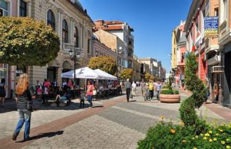 مدينة بلغارية تبدأ فعاليات اختيارها عاصمة للثقافة الأوروبية لعام 2019