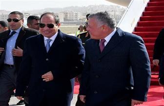 جمال عباس: زيارة الرئيس السيسي للأردن لتوطيد العلاقات الثنائية بين البلدين