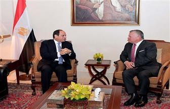 بسام راضى: الرئيس السيسي يشيد بالعلاقات المتميزة بين مصر والأردن