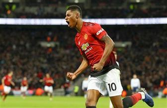 مانشستر يونايتد يواصل الانتصارات عبر بوابة توتنهام بالدوري الإنجليزي