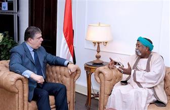 تعاون إعلامى بين مصر والسودان|صور