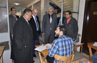نائب رئيس جامعة عين شمس: اهتمام كبير بطلاب ذوي الاحتياجات الخاصة |صور