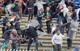 أكثر من 300 جريح خلال أربعة أشهر في ملاعب كرة القدم الجزائرية