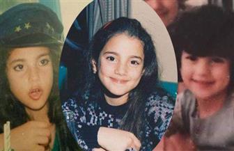 في عيد ميلادها..شاهد أناقة درة في طفولتها| صور