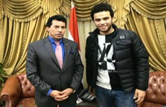أحمد ناصر: الاتحاد السكندري رفض علاجي|فيديو