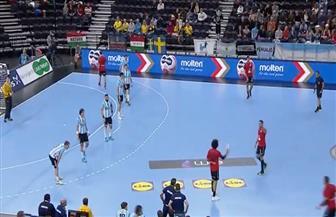 بعد مرور 40 دقيقة.. مصر تتقدم على الأرجنتين 13 - 11 بكأس العالم لكرة اليد