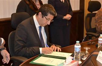 """""""راعي مصر"""" توقع بروتوكول تعاون مع """"الصحة"""" للمساهمة في القوافل الطبية المتنقلة"""