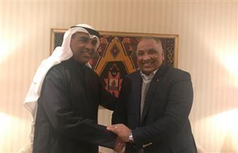 """رئيس هيئة الرقابة الإدارية يصل الكويت للمشاركة في مؤتمر """"نزاهة من أجل التنمية"""""""