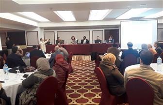 نائبة وزير الزراعة تفتتح ورشة عمل تقييم حملات التحصين للحمى القلاعية