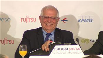 رئيس مفوضية اللاجئين الفلسطينيين يشكر إسبانيا على زيادة دعمها لأونروا