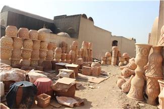 بطن البقرة تتحول لمزار سياحي.. واستثمارات رائجة من تطوير الفواخير في مصر القديمة  صور
