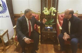 رئيس الرقابة الإدارية: مصر تولي اهتماما كبيرا بتكامل الجهود الإقليمية والدولية لمكافحة الفساد
