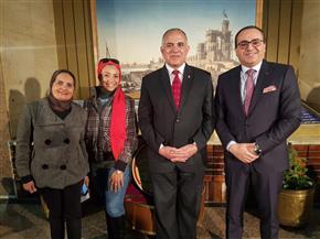 """وزير الري يتحدث عن المشروعات القومية للوزارة في """"مباشر من مصر"""" غدا"""