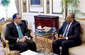 """السفير الإماراتي يسلم مدبولي دعوة المشاركة في """"القمة العالمية للحكومات 2019"""" فبراير المقبل"""